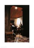 A Little Night Music; Florian, Venice Giclee Print by Alexandra Gardner