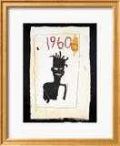 Untitle (1960) Affiche par Jean-Michel Basquiat
