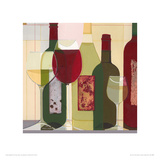 Wine Stock Giclee Print by Julia Hawkins