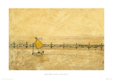 Born To Be Wild Giclee Print by Sam Toft