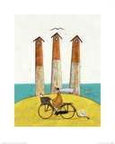 The Square, The Round And The Arched Giclee Print by Sam Toft