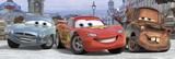 Auta 2 (Cars 2) - Trio Plakáty