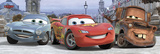 Cars 2 - Trio Poster