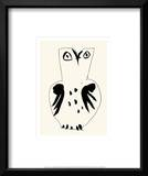 Owl Posters by Pablo Picasso