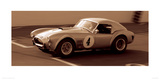 AC Cobra 1962 Giclee Print by Ben Wood