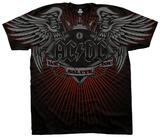 AC/DC- Salute Tshirts