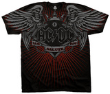 AC/DC- Salute T-shirts