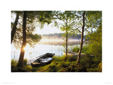 The Water's Edge Giclee Print by Torbjorn Skogedal
