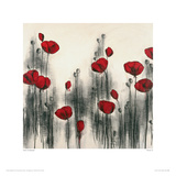 Floral II Giclee Print by Hans Andkjaer