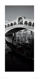 Rialto Bridge, Venice Giclee Print by Heiko Lanio