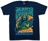 Jerry Garcia- Garcia Poster T-Shirt