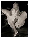 Marilyn Monroe, 1954 Giclee Print by Matthew Zimmerman