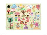 Aloha Giclee Print by Rachel Taylor
