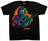 Jerry Garcia- Rainbow Jerry T-shirts