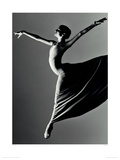 Ballet Dancer Giclee Print by Kent Barker