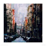 New York 02 Giclee Print by Markus Haub