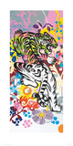 Graffiti Jungle Giclee Print by Ben Allen
