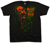 Music Is My Treat T-Shirts