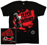 Monty Python- Flesh Wound T-shirts