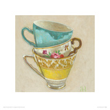 3 Cups Giclee Print by Andrea Letterie