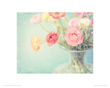 Spring Pastels Giclee Print by Shana Rae