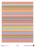 2012 Olympics-Bridget Riley-Rose Rose Prints by Bridget Riley