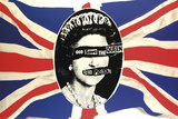 Sex Pistols-God Flag Poster