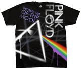 Pink Floyd- Dark Side Graffiti Tshirts