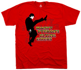 Monty Python- Silly Walk Shirts