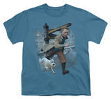 Youth: The Adventures of TinTin - Labrador Street T-shirts