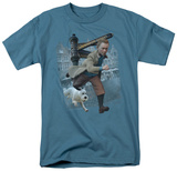The Adventures of TinTin - Labrador Street T-shirts