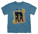Youth: The Adventures of TinTin - Thompson & Thompson T-shirts