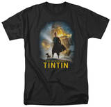 The Adventures of TinTin - Poster T-shirts