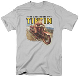 The Adventures of TinTin - Open Road Shirts