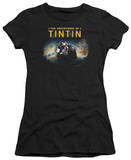 Juniors: The Adventures of TinTin - Journey T-shirts