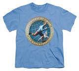 Youth: The Adventures of TinTin - Around the Globe T-Shirt
