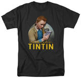 The Adventures of TinTin - Looking for Answers T-Shirt