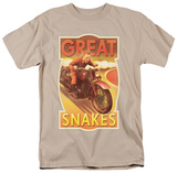The Adventures of TinTin - Great Snakes T-shirts