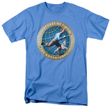 The Adventures of TinTin - Around the Globe Shirts