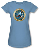 Juniors: The Adventures of TinTin - Around the Globe T-shirts