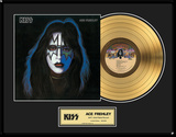 "KISS - ""Ace Frehley"" Solo LP Framed Memorabilia"