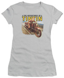 Juniors: The Adventures of TinTin - Open Road T-shirts