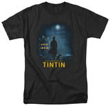 The Adventures of TinTin - Tintin Poster T-shirts