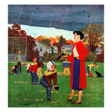 """Oh Mother!"", October 5, 1957 Giclee Print by Richard Sargent"