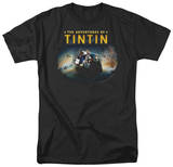 The Adventures of TinTin - Journey T-shirts