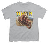 Youth: The Adventures of TinTin - Open Road T-Shirt