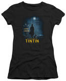Juniors: The Adventures of TinTin - Tintin Poster T-Shirt