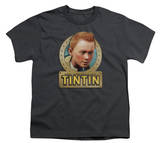 Youth: The Adventures of TinTin - Tintin Metal T-Shirt