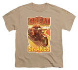 Youth: The Adventures of TinTin - Great Snakes Shirt