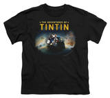 Youth: The Adventures of TinTin - Journey T-Shirt